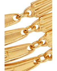 Ben-Amun - Metallic Gold-tone Bracelet - Lyst