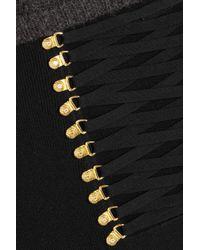 Altuzarra Black Ursula Knit Dress