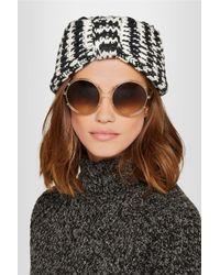 Missoni Black Cashmere Headband