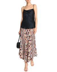 Joie Multicolor Silk-satin Camisole