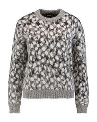 Just Cavalli Gray Sweater
