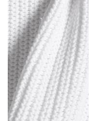 Rag & Bone White Cotton Sweater