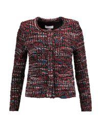 IRO Red Tweed Jacket