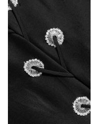 Raoul Black Long Dress
