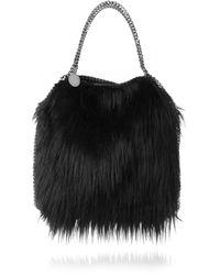 Stella McCartney Black Tote Bag
