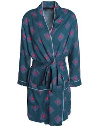LoveStories Robes Storm Blue