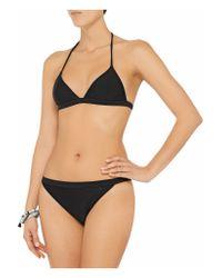 T By Alexander Wang - Black Low-rise Bikini Briefs - Lyst