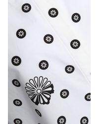 Victoria, Victoria Beckham White Shirt