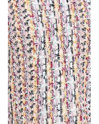 Adam Lippes Cotton-blend Bouclé Sweater Multicolor