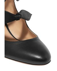 Chlo 233 Chlo 233 Mike Bow Embellished Mary Jane Pumps Black Lyst