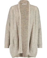 Rebecca Minkoff Blue Sonic Merino Wool-blend Cardigan