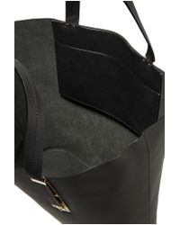 Sophie Hulme - Black Gibson Leather Tote - Lyst