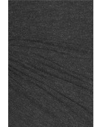 Majestic Filatures - Multicolor Cotton-blend Jersey Leggings - Lyst