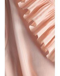 Vilshenko - Long Sleeved Pastel Pink - Lyst
