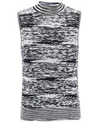 Missoni Wool-blend Top Black