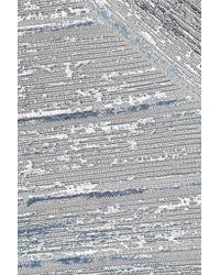 Hervé Léger - Eva Metallic Coated Bandage Mini Dress - Lyst