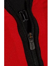 Falke - Red Versatility Stretch-jersey Sports Bra - Lyst