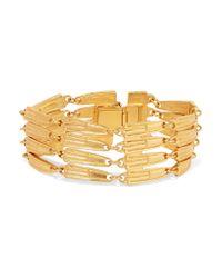 Ben-Amun | Metallic Gold-tone Bracelet | Lyst