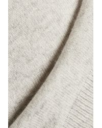 Rag & Bone - Gray Flavia Cashmere Sweater - Lyst