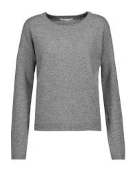 Duffy Gray Cashmere Sweater