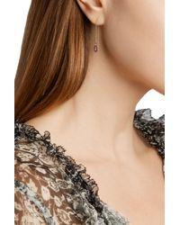Melissa Joy Manning - Metallic 14-karat Gold Ruby Earrings - Lyst