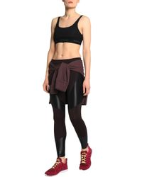 Koral - Black Inner Stretch Sports Bra - Lyst