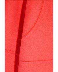 Michael Kors - Multicolor Brushed Wool, Angora And Cashgora-blend Jacket - Lyst