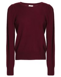 Joie Multicolor Wool And Cashmere-blend Sweater