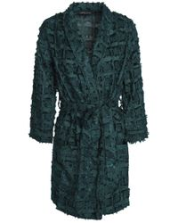 LoveStories Green Fil Coupe Robe