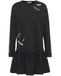 RED Valentino Embellished Point D