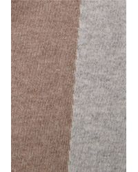 Magaschoni - Multicolor Color-block Cashmere Scarf - Lyst