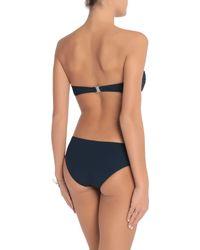 Zimmermann Blue Bikinis