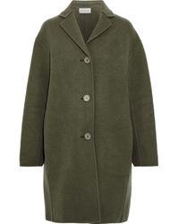 Mansur Gavriel Sur Gavriel Wool-blend Coat Army Green
