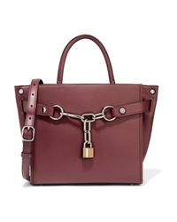 Alexander Wang - Multicolor Attica Glossed-leather Tote - Lyst