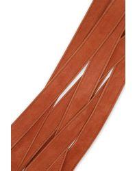 Balmain Brown Belt