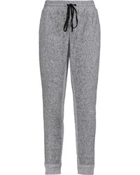 Koral - Gray Edge Cotton-blend Jersey Track Pants - Lyst