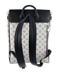 Louis Vuitton - Metallic 2017 Monogram Savane Steamer Backpack White for Men - Lyst