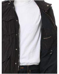 Herno - Black Lightweight Zip-front Jacket for Men - Lyst