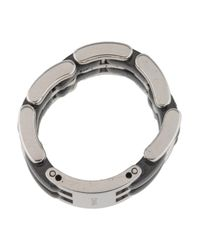 Chanel | Metallic Ultra Ring White | Lyst