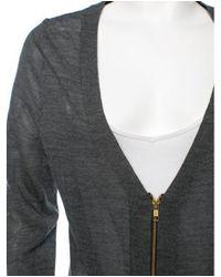 A.L.C. - Metallic Sweater Gold - Lyst