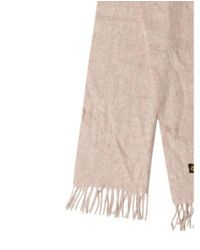 Loro Piana - Natural Cashmere Scarf Tan - Lyst