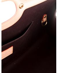 Louis Vuitton - Natural Vernis Roxbury Drive Bag Brass - Lyst