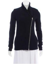 IRO - Natural Curty Short Wool Coat Tan - Lyst