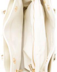Chanel - Metallic Cerf Tote W/ Strap Gold - Lyst