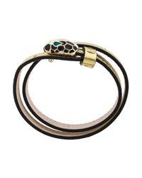 BVLGARI - Metallic Serpenti Forever Bracelet W/ Tags Gold - Lyst