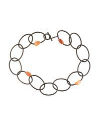 Chanel | Metallic Embellished Waist Belt Gold | Lyst