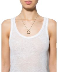 Cartier - Metallic Love Necklace Yellow - Lyst