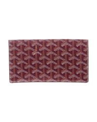 Goyard - Metallic 2016 Ine 233 Wallet Multicolor - Lyst