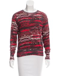 Isabel Marant Red Sweatshirt