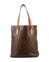 Louis Vuitton | Natural Monogram Vavin Gm Brown | Lyst